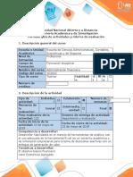 Guia de actividades y rúbrica de evaluación - Paso 4 - Evaluación Financiera (1)
