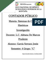 Jesus Garcia Serrano (Investigacion)