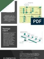 Topología de red física