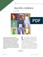 MATERIAL DE FACTOR DE HIDRATACION CUTÁNEA