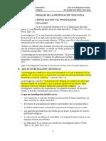 SESIÓN 1 - ASPECTOS GENERALES DE LA INVESTIGACIÓN TEOLÓGICA