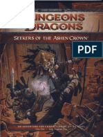 [EBERRON] Seekers of the Ashen Crown