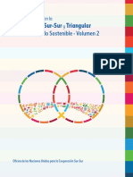 Good Practices in SSTC for Sustainable Development - Vol. 2 (2018) - Spanish