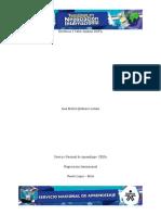 Evidencia 3 Taller Análisis DOFA.docx