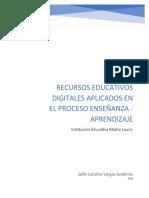 Recursos Digitales Educativos 2