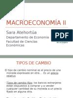 Paridades y teorías de determinación de los tipos de cambio