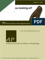 public archaelogy