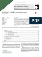 articulo control y calidad de medicamentos
