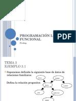 3.1 unificacion y resolucion - Prolog