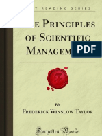 The Principles of Scientific Management - 9781606801123