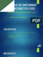 Manual de Capacitación SISTEMA DE INFORMES ECONOMICOS (SIE).pdf