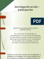 La investigación acción – participación (1)
