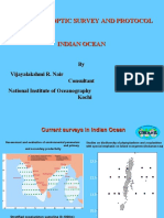 Indian Ocean Survey and Protocol