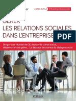 Les Relations Sociales RH