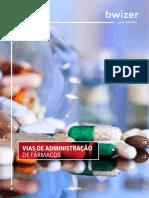 5 - Vias de administração de fármacos