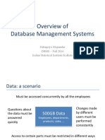DBMS Overview