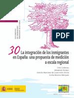 La Integracion de los Inmigrantes en España