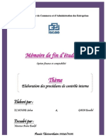 [PDF] 115766657 Elaboration Des Procedures de Controle Interne_compress.pdf