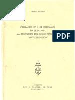 Marco Bolzani, Papillons Op.2 di Schumann