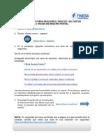 CLIENTE SIN REGISTRARSE EN EL PORTAL WEB FINESA