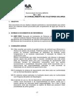 RN04-2003Proteccion contra congelamiento paneles solares