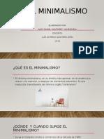 El_minimalismo