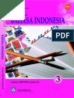 SMP/MTs Kelas 9 - Pelajaran Bahasa Indonesia