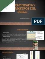 ESTRATIGRAFIA Y PARAMETROS DEL SUELO 2