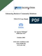 case study Ebcr Ind Telco