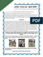 Newsletter Term1