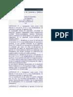 Ley 26684 Modif Concurso y Quiebras