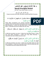 Doa Agung Penangkal Bala (Arab - Indo) Edit 1.pdf