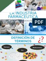 Generalidades de la industria farmacéutica (1)