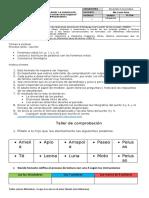 KANGAROOS 1P Taller de comprobacion - Dimension comunicativa 2020.docx