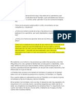 ENTREVISTA SOBRE EL DESARROLLO SOCIOCULTURAL EN LXS NIÑOS Y NIÑAS