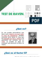TEST DE RAVEN.pptx