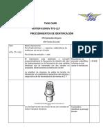 TASK CARD motor tb3-117