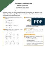 PLAN DE ACTIVIDADES de matemáticas.pdf
