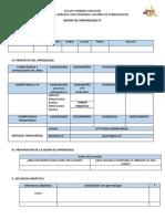 FORMATO INSTITUCIONAL SESIÓN 2019