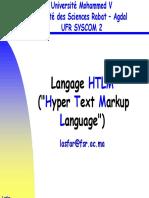 HTML 5 methode