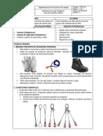 imprimir. I-PRP-03 instructivo Uso de  Puente Grua