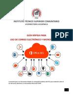ITSC-GUIA RAPIDA DEL ESTUDIANTE CUATRIMESTRE MAYO-AGOSTO 2020