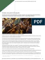 Brasil, um país do passado _ Colunas semanais da DW Brasil _ DW _ 28.11.2018