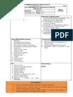 PET-ZAN-MG-32.01 Cambio de componentes de tableros eléctricos por fallas