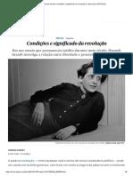 Hannah Arendt _ Condições e significado da revolução