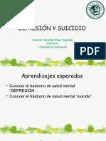"""CLASE 5 DEPRESIÃ""""N Y SUICIDIO"""