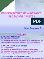 Curso Flotación Conceptos Generales PARTE1 Alumnos