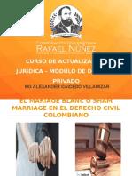 MÓDULO DE DERECHO PRIVADO  I - 2020 - FAMILIA