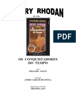 P-279 - Os Conquistadores do Tempo - William Voltz.doc