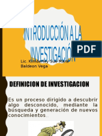 1. INVESTIGACION